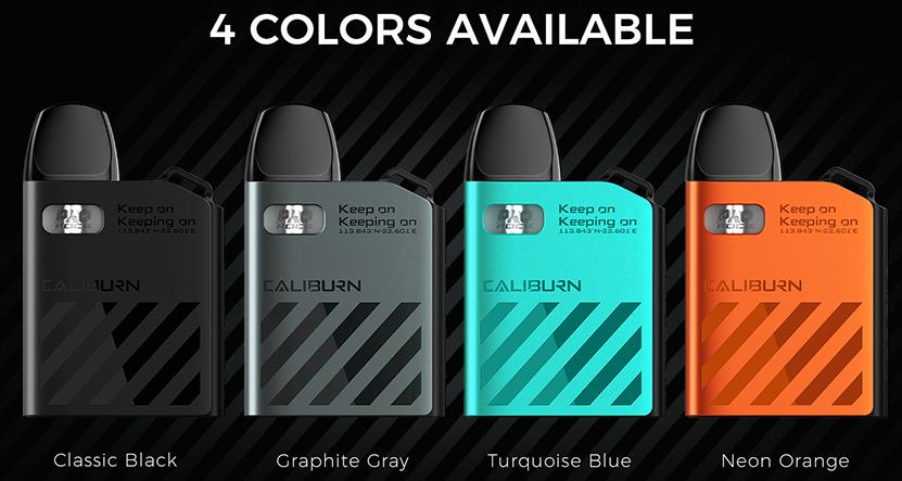 Uwell Caliburn AK2 Kit Feature 3