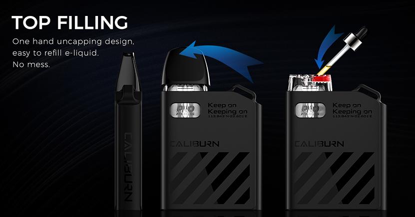 Uwell Caliburn AK2 Kit Feature 11