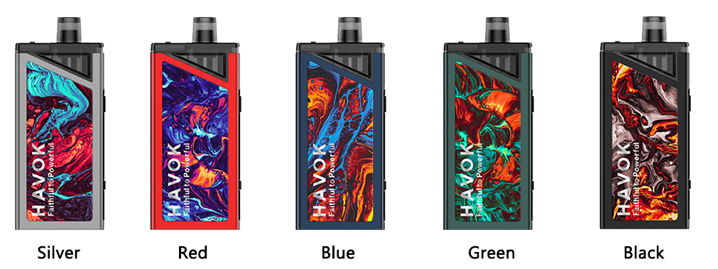 Uwell Havok V1 Kit Color