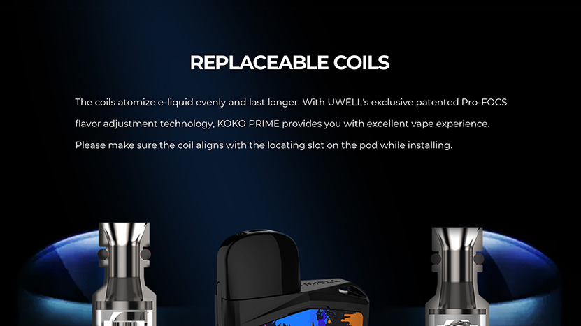 Uwell Caliburn G Replacement Meshed Coil
