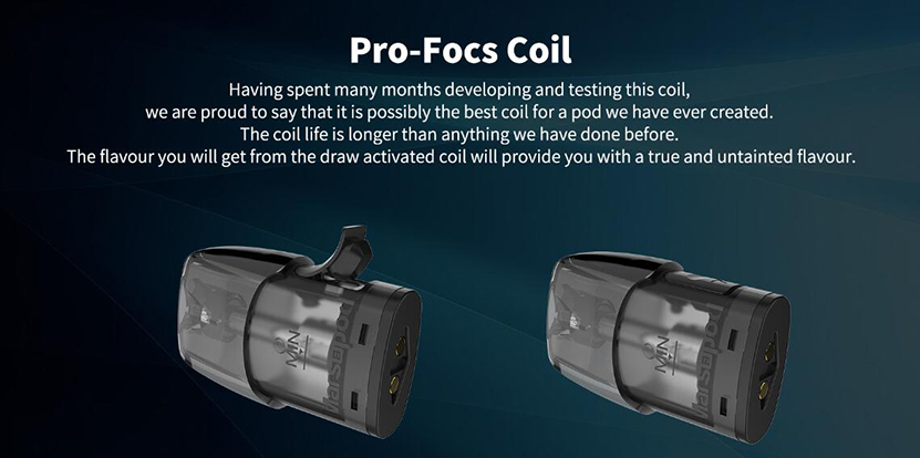 Uwell MarsuPod PCC Kit Feature 6
