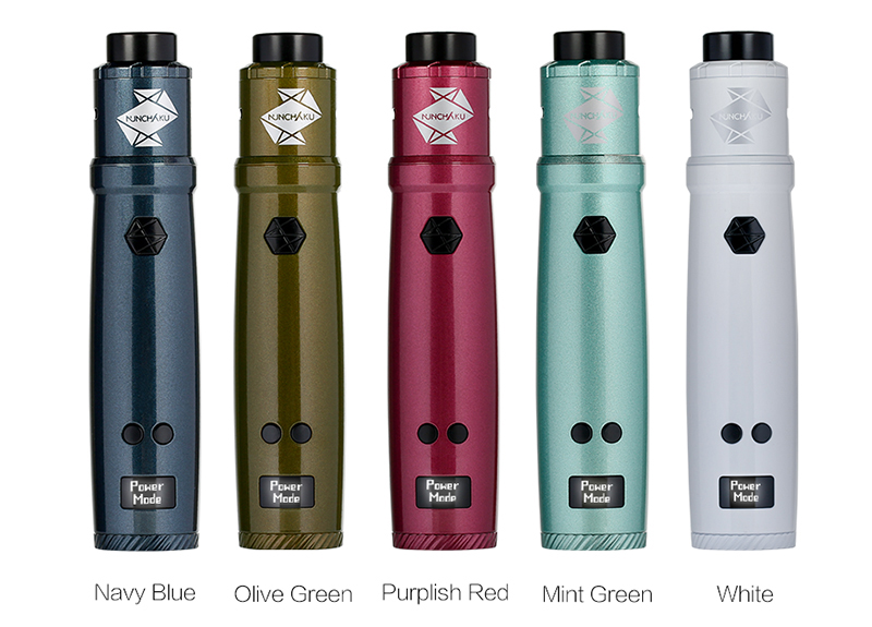 Uwell Nunchaku RDA Kit Colors