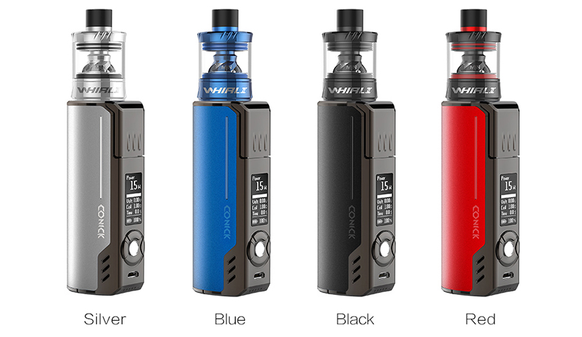 Uwell Whirl II Kit Colors