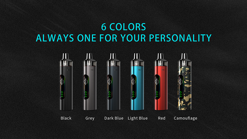 Uwell Whirl T1 Kit Feature 3