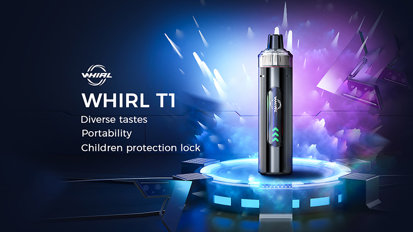 Uwell Whirl T1 Kit Feature 4