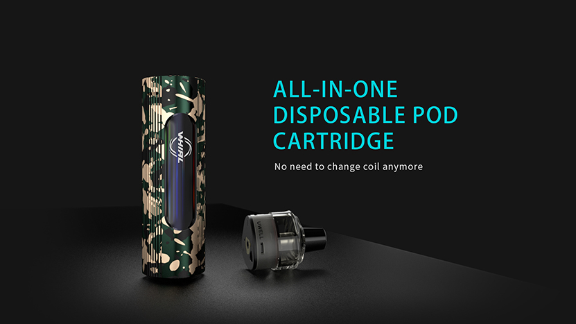 Uwell Whirl T1 Kit Feature 8