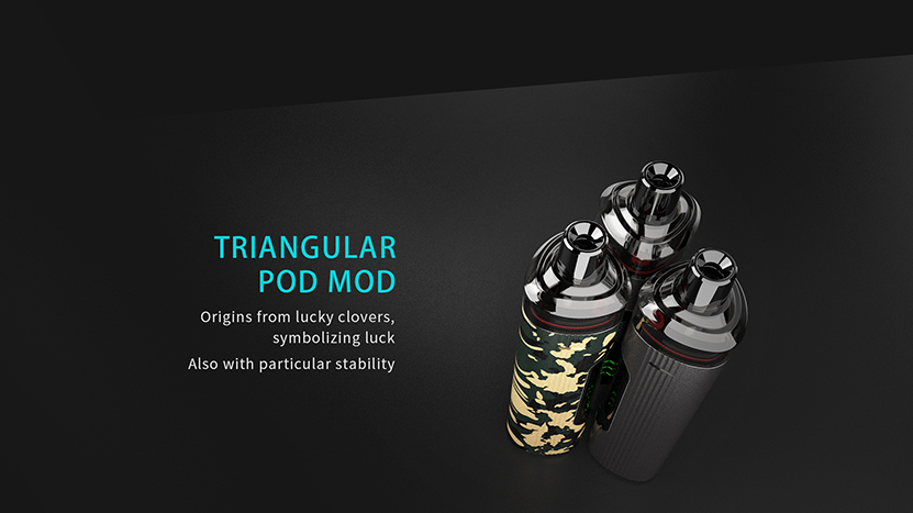 Uwell Whirl T1 Kit Feature 7