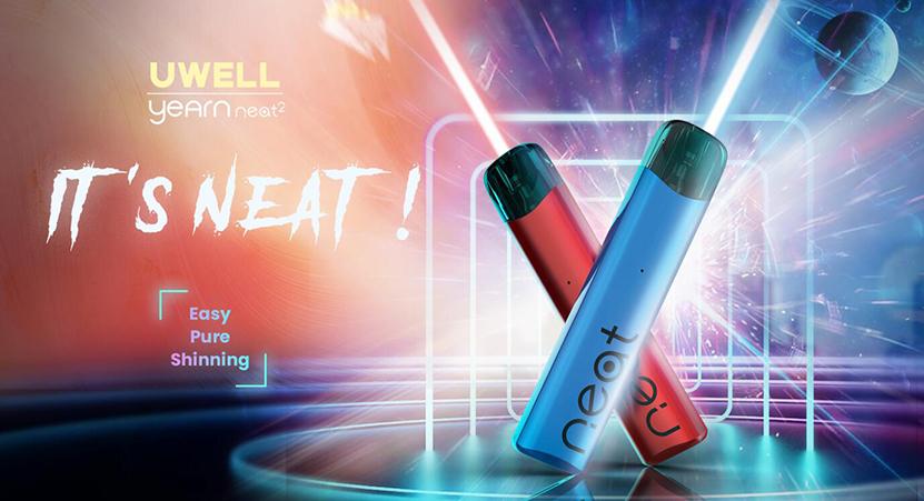 Uwell Yearn Neat 2 Kit Feature 8