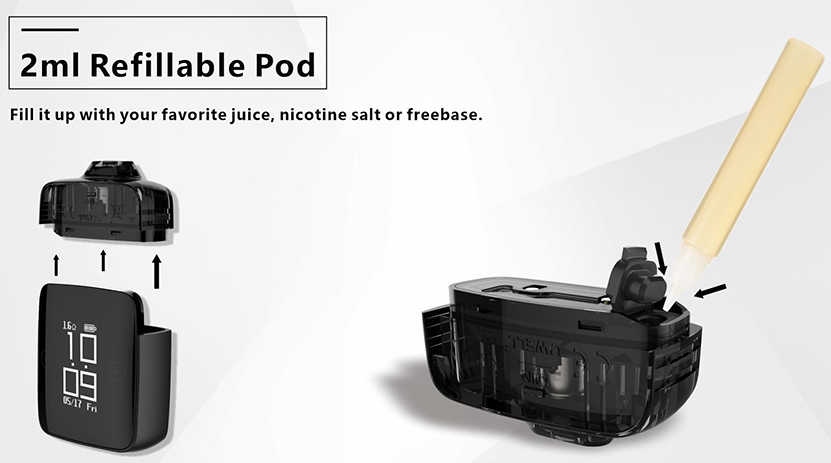 Uwell Amulet Pod Cartridge | 2ml