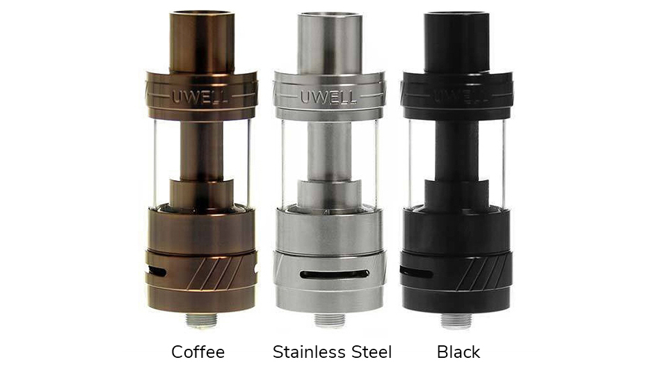 Uwell Crown 2 Atomizer Colors