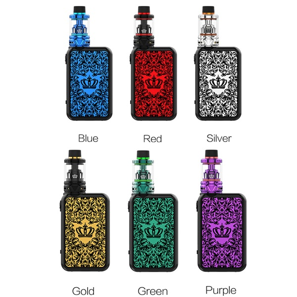 Uwell Crown 4 Vape Starter Kit