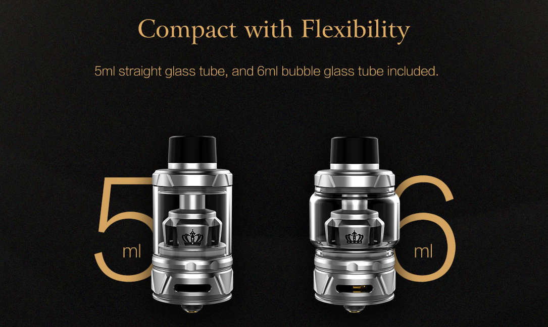 Uwell Crown 4 Vape Kit Features 9