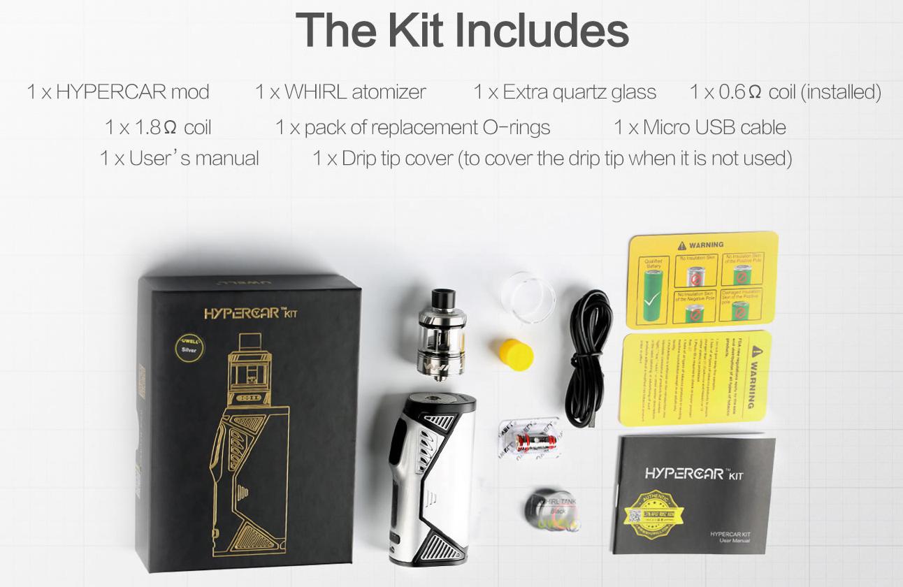 Hypercar Kit