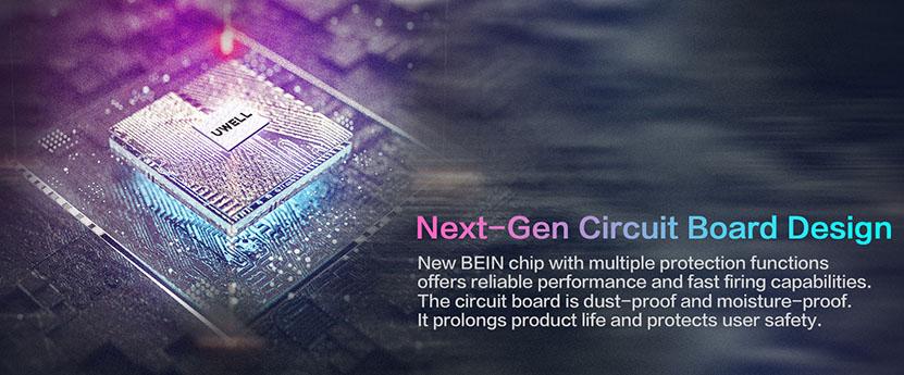 Nunchaku 2 TC Mod Next-Gen Circuit Board Design