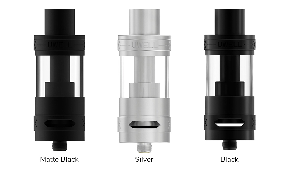 SE1 Sub Ohm Tank Colors