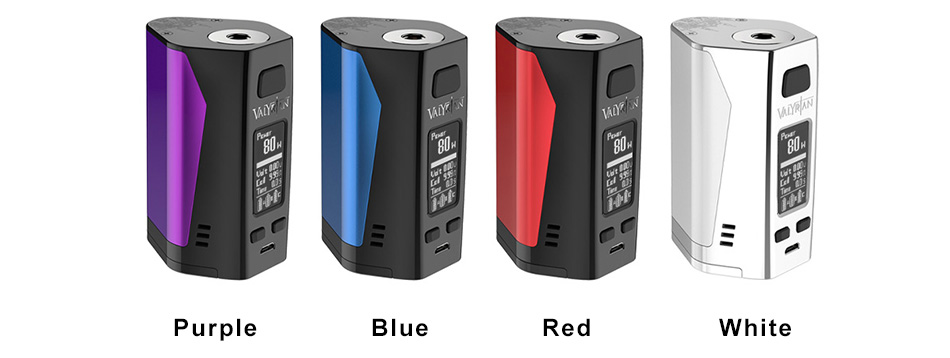 Uwell Valyrian 2 Mod Colors