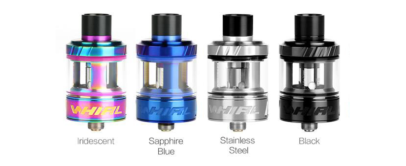 Uwell Whirl Tank Colors