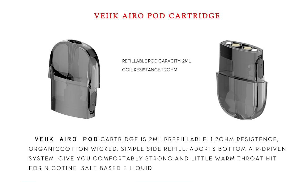 VEIIK Airo Pod Introduction