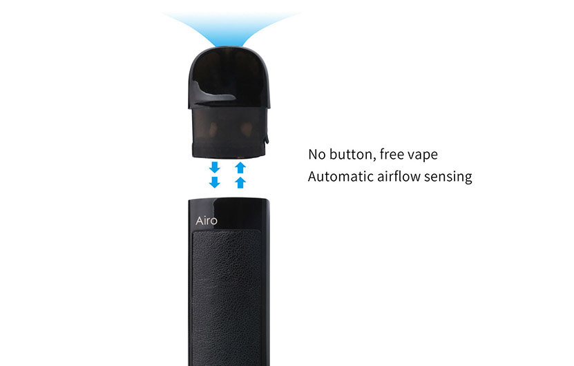 VEIIK Airo Pod Kit Feature 1