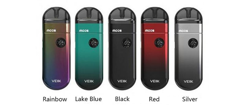 VEIIK MOOS Pod Kit 5 colors