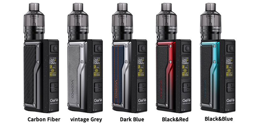 VOOPOO Argus GT TC Box Mod Kit Full Colors