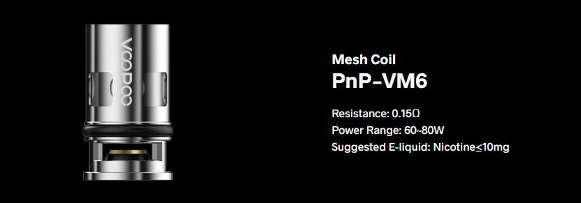 Argus GT Kit PnP-VM6 Coil