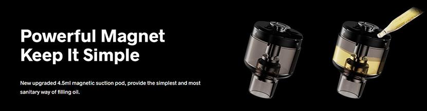 VOOPOO Argus Pro Mod Pod Kit Magnet