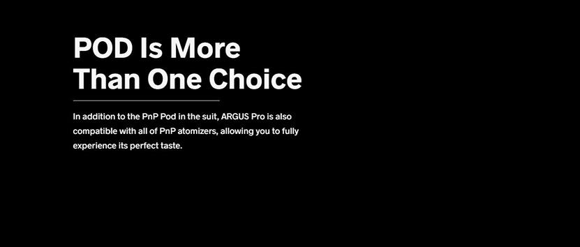 Argus Pro Kit PnP Pod Tank