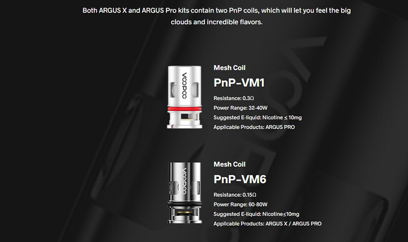 VOOPOO Argus X Kit Feature 4