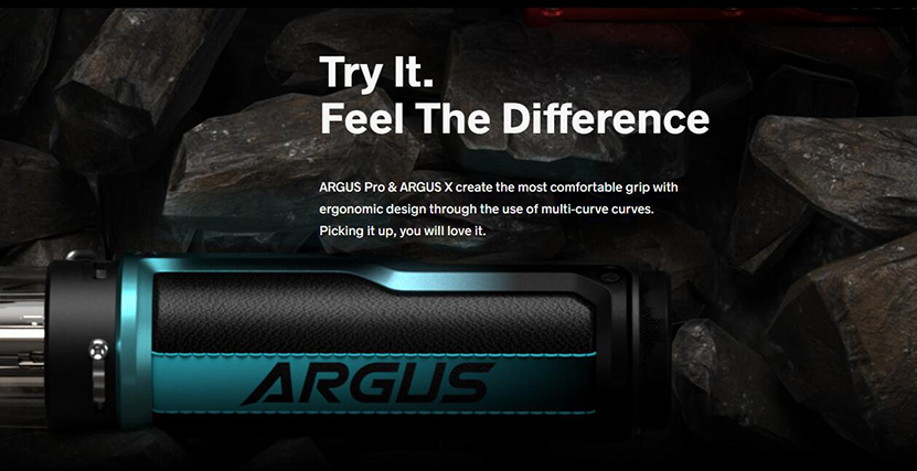 VOOPOO Argus X Kit Feature 7