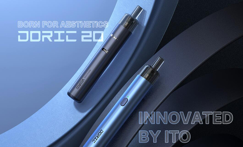 VOOPOO Doric 20 Kit Feature 2