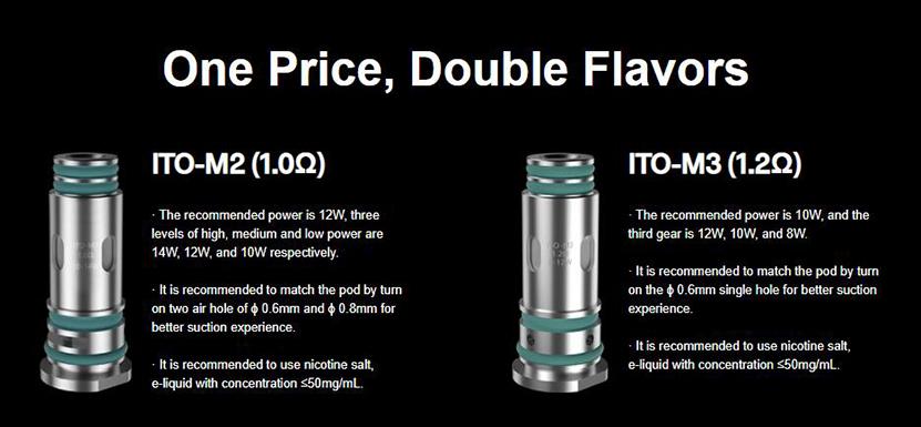 VOOPOO Doric 20 Kit Feature 10