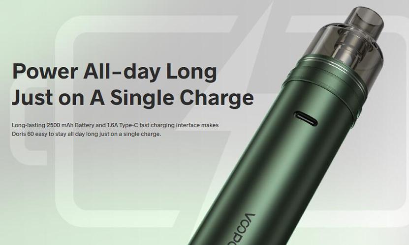 VOOPOO Doric 60 Kit Feature 2