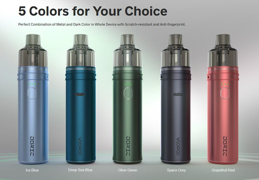 VOOPOO Doric 60 Kit Feature 1