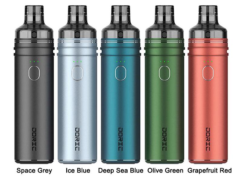 VOOPOO Doric 60 Kit Colors