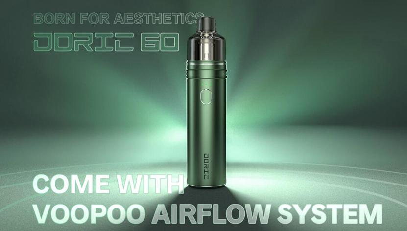 VOOPOO Doric 60 Kit Feature 4