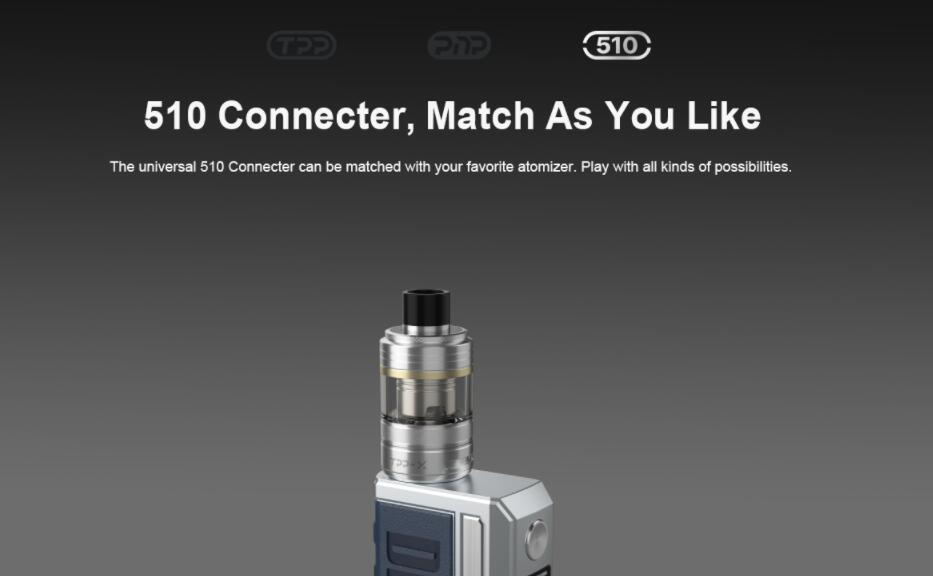 VOOPOO Drag 3 TPP-X Kit Feature 11