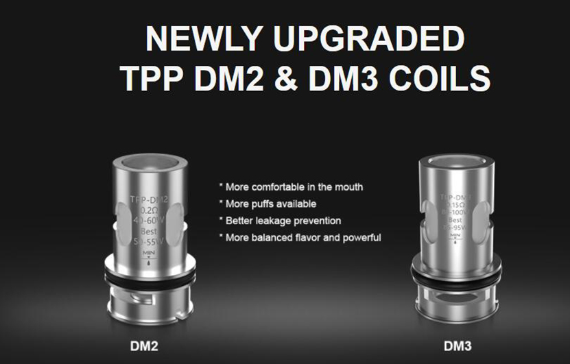 VOOPOO Drag 3 TPP-X Kit Feature 16
