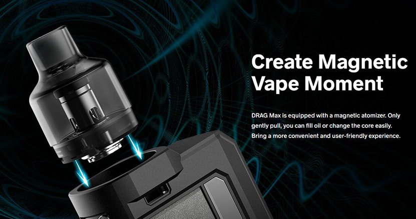 VOOPOO Drag Max Kit Feature 6