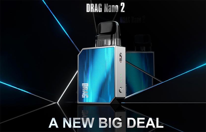 VOOPOO Drag Nano 2 Kit