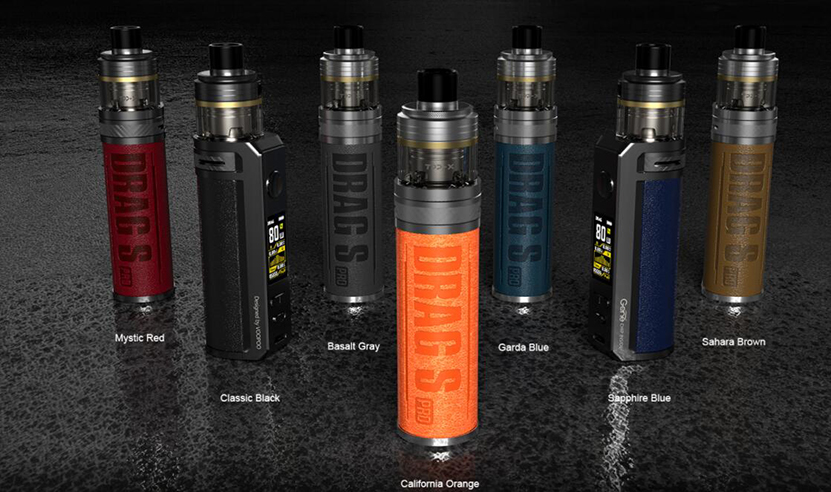 VOOPOO Drag S Pro Kit Feature 5