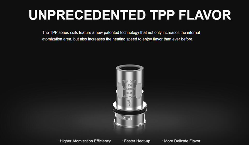 VOOPOO Drag X Plus Professional Edition Kit Feature 13