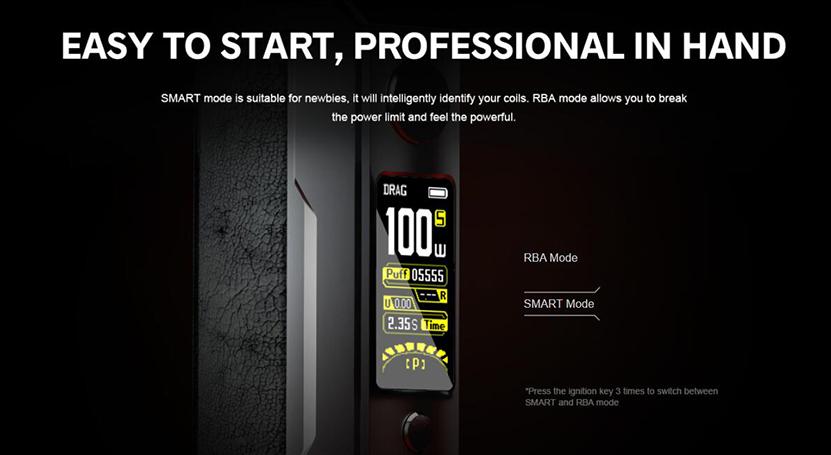 Drag X Plus Professional Edition Kit Feature 15