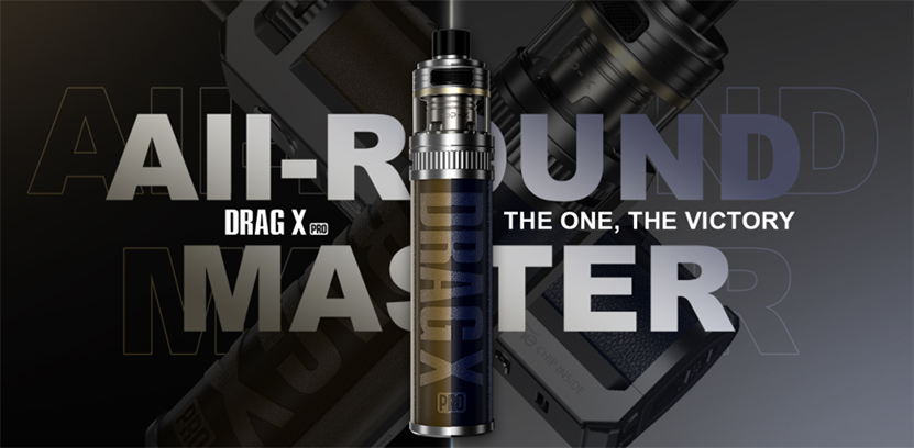 VOOPOO Drag X Pro Kit feature