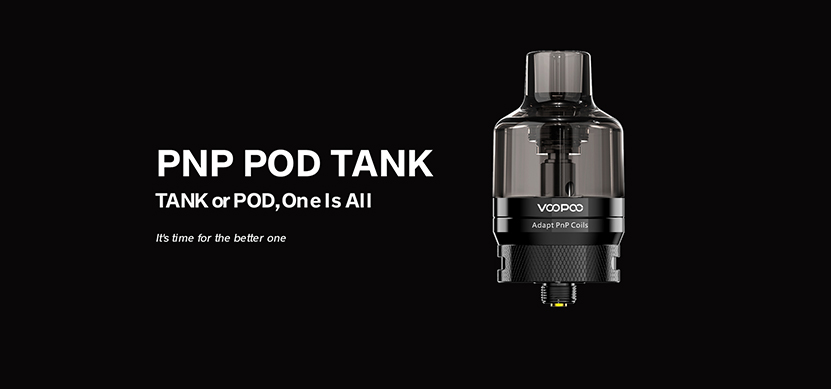 VOOPOO PnP Pod Tank Feature 4
