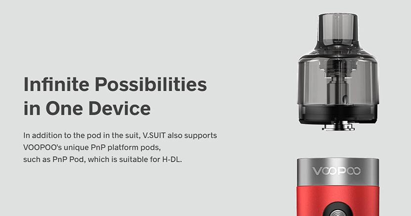 VOOPOO V.SUIT Kit Feature 4