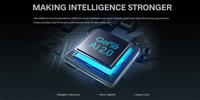 VOOPOO VINCI 2 Kit chip