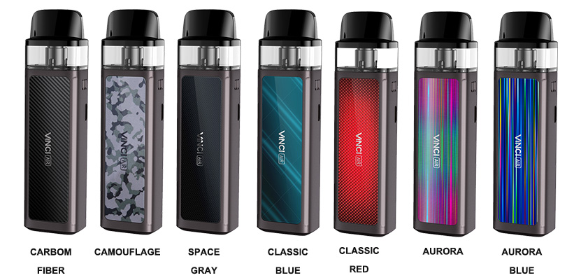 VOOPOO VINCI AIR Pod Kit Colors