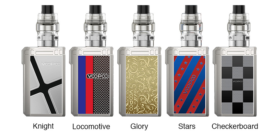 VOOPOO ALPHA Zip Colors