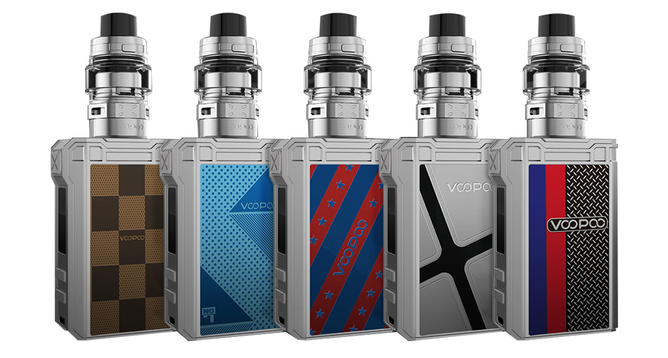 VOOPOO ALPHA Zip Mini Kit Colors